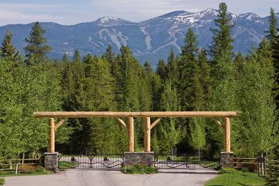 Flathead County Residential Lots & Land For Sale: Nhn Whitefish Forest Loop