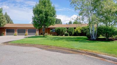 Missoula Single Family Home For Sale: 1140 Vicki Drive