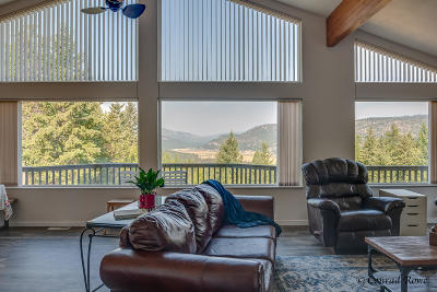 Flathead County Single Family Home For Sale: 2600 White Tail Ridge