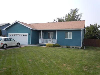 Kalispell Single Family Home For Sale: 1962 South Woodland Drive