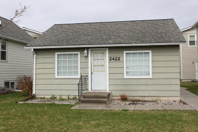 Missoula Multi Family Home For Sale: 2422 2424a Ernest Street
