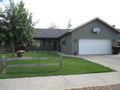 Kalispell Single Family Home For Sale: 317 Buttercup Loop