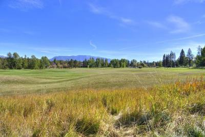 Columbia Falls Residential Lots & Land For Sale: 315 Golf Course Drive