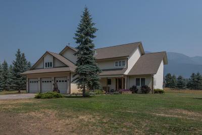 Kalispell Single Family Home For Sale: 335 Bear Lane