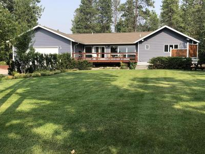 Kalispell Single Family Home For Sale: 100 West Bluegrass Drive