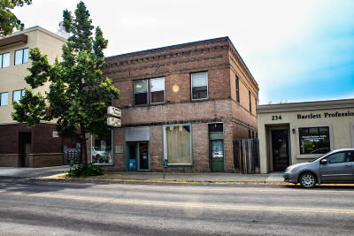 Flathead County Commercial For Sale: 228 2nd Street West