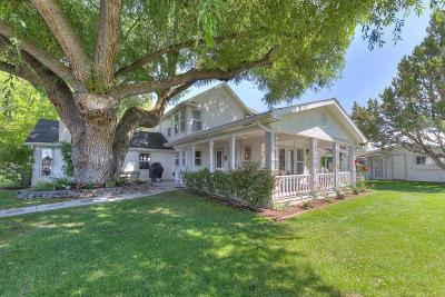 Hamilton Single Family Home For Sale: 219 Rose Lane
