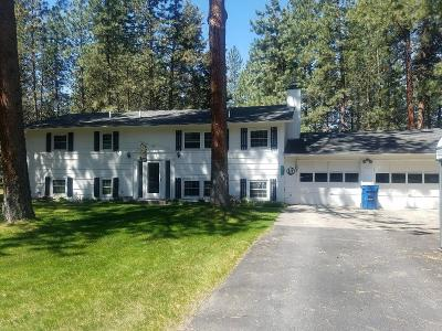 Missoula Single Family Home For Sale: 11825 Chumrau Loop