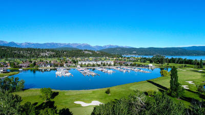 Flathead County Single Family Home For Sale: 2096 Marina Court