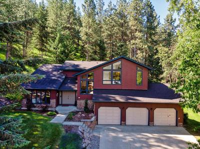 Missoula Single Family Home For Sale: 7305 Rosewood Court
