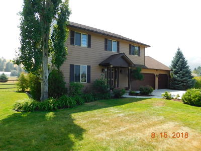 Missoula Single Family Home For Sale: 4425 Sundown Road