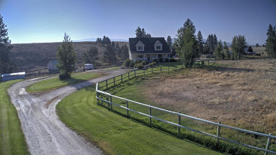 Ravalli County Single Family Home For Sale: 4286 Illinois Bench Road