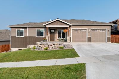 Missoula Single Family Home For Sale: 7107 Brooke Lynn Court