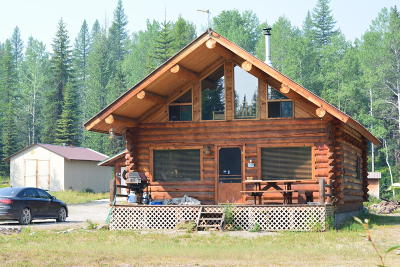 Flathead County Single Family Home For Sale: 16120 North Fork Road