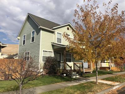 Missoula MT Single Family Home For Sale: $284,900
