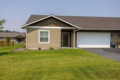 Flathead County Single Family Home For Sale: 206 Log Yard Court