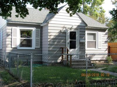 Missoula MT Single Family Home For Sale: $249,500