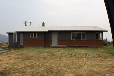 Kalispell Single Family Home For Sale: 3370 U.s. Hwy 2 West