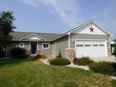 Hamilton Single Family Home For Sale: 195 Carriage Road