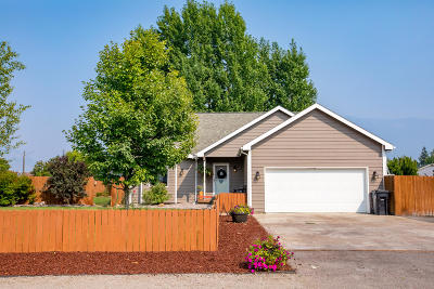 Columbia Falls Single Family Home For Sale: 1815 Riverwood Lane