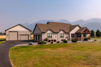 Kalispell Single Family Home For Sale: 1353 Victory Lane