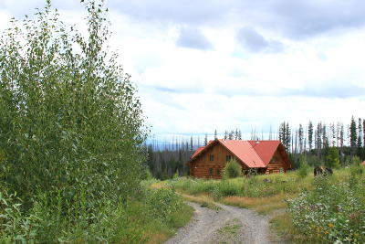 West Glacier, Polebridge Single Family Home For Sale: 15201 Tepee Lake Camp Road