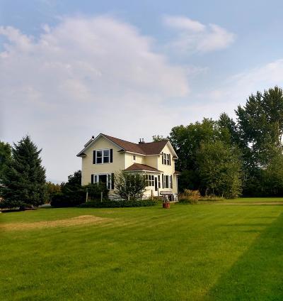 Hamilton Single Family Home For Sale: 101 Lewis Lane