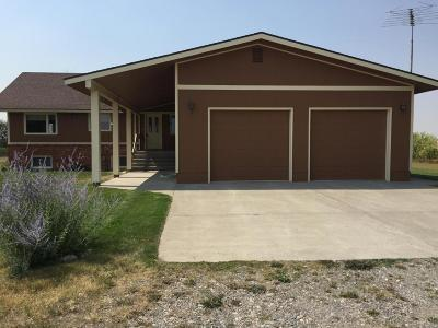 Choteau Single Family Home For Sale: 841 18th Road North West