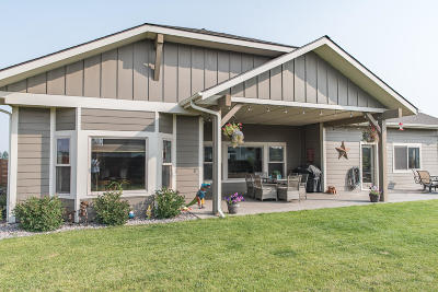 Kalispell Single Family Home For Sale: 135 Werner Peak Trail