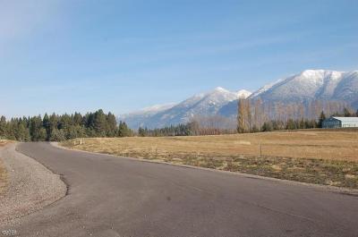 Kalispell Residential Lots & Land For Sale: 310 Spruce Meadows Loop