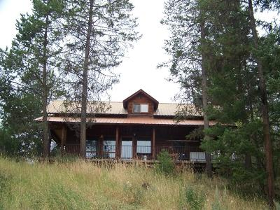 Marion Single Family Home Under Contract Taking Back-Up : 9698 Hwy 2 West