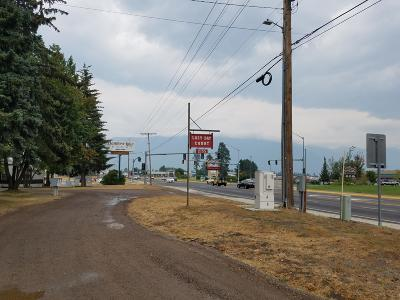 Columbia Falls Commercial For Sale: 2155 9th Street West