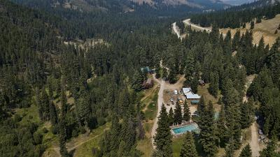 Commercial For Sale: 283 Lost Trail Hot Springs Road