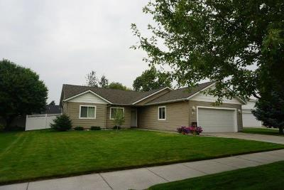 Kalispell Single Family Home Under Contract with Bump Claus: 38 East Northview Loop