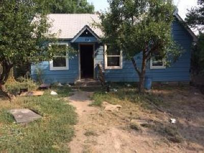 Sanders County Single Family Home For Sale: 416 South 2nd Avenue