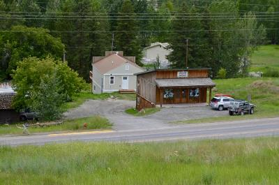 Lincoln County Commercial For Sale: 112 Riverside Drive