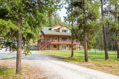 Marion Single Family Home Under Contract Taking Back-Up : 9686 Highway 2 West