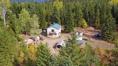 Trout Creek Single Family Home For Sale: 105 Driftwood Point Lane
