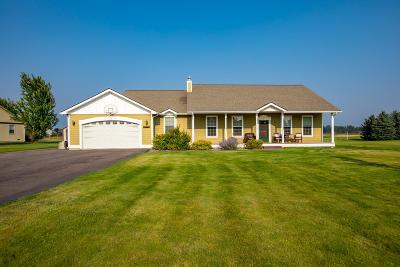 Kalispell Single Family Home For Sale: 48 Broken Wheel Loop