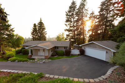 Flathead County Single Family Home For Sale: 182 Pine Needle Lane