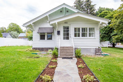 Flathead County Single Family Home For Sale: 455 2nd Avenue East North
