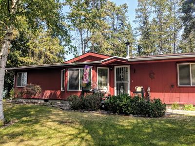 Whitefish Single Family Home Under Contract Taking Back-Up : 217 Fawn Trail