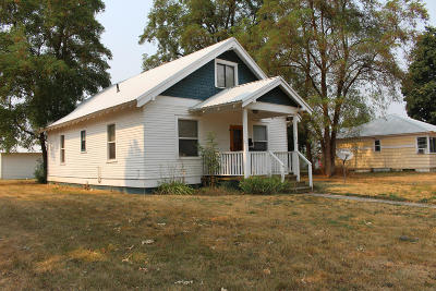 Lincoln County Single Family Home For Sale: 512 Montana Avenue