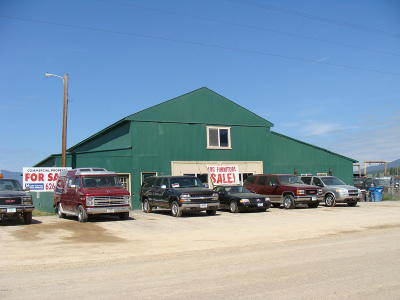 Frenchtown Commercial For Sale: 16095 Touchette Lane