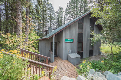 Whitefish Single Family Home For Sale: 3807 Alpine Glow Avenue