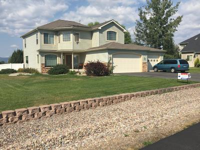 Kalispell Single Family Home For Sale: 174 West Bowman Drive