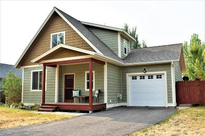 Whitefish, Olney Single Family Home Under Contract Taking Back-Up : 723 Cedar Street