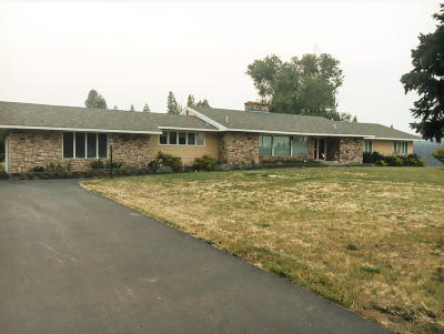 Kalispell Single Family Home For Sale: 1038 Trumble Creek Road