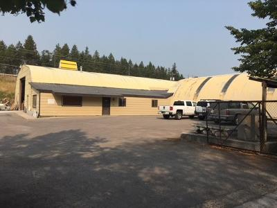 Whitefish Commercial Under Contract Taking Back-Up : 300-304 Antelope Trail