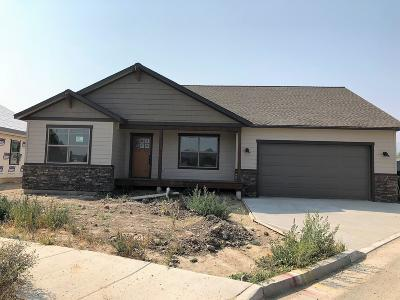 Lolo Single Family Home Under Contract Taking Back-Up : 5590 Lonesome Dove Lane